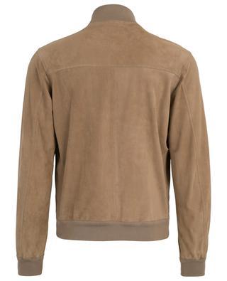 Suede jacket VALSTAR MILANO 1911