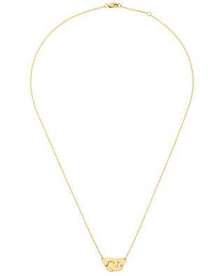 Goldene Halskette Menottes R8 DINH VAN