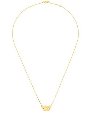 Menottes R8 yellow gold necklace DINH VAN
