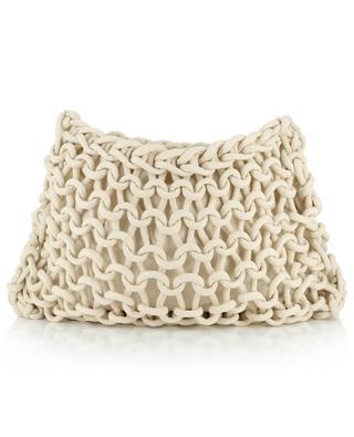 Nadia woven rope bag ALIENINA