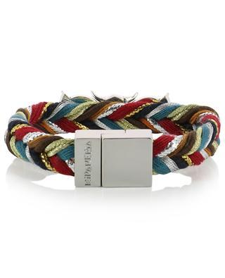 Hacienda Multi braided bracelet with strass HIPANEMA