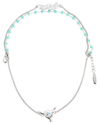 Cliff silver three string bracelet HIPANEMA