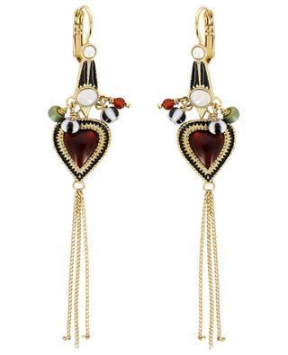 Envy heart design ear danglers HIPANEMA