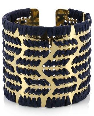 Akka gold-plated cuff CAMILLE ENRICO