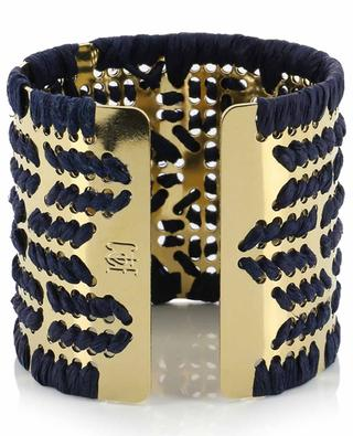 Akka gold-plated cuff CAMILLE ENRICO
