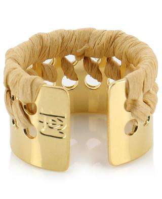 Vergoldeter Ring Abda CAMILLE ENRICO