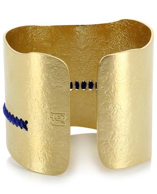 Meknès gold plated cuff CAMILLE ENRICO