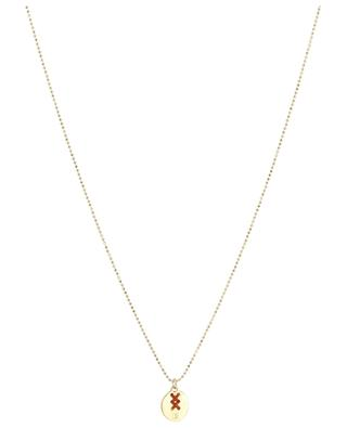 Vergoldete Halskette Mellil CAMILLE ENRICO