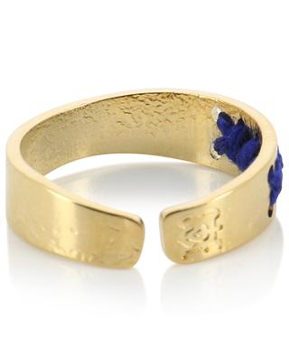 Mima gold-plated ring CAMILLE ENRICO