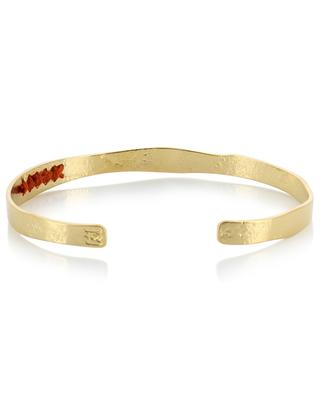 Maazi gold-plated bracelet CAMILLE ENRICO
