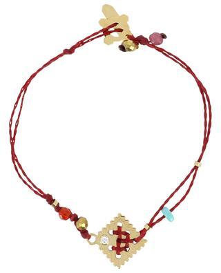 Ksar gold-plated bracelet CAMILLE ENRICO