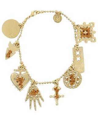 Zamora gold-plated bracelet CAMILLE ENRICO