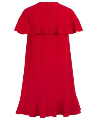 Ruffled short dress RED VALENTINO