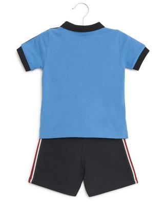 Polo shirt and shorts set MONCLER