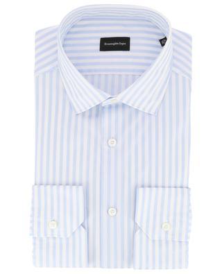 Cotton striped shirt ERMENEGILDO ZEGNA