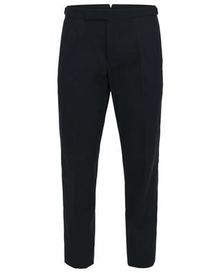 Tailored cotton trousers ERMENEGILDO ZEGNA