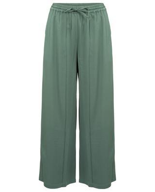 Pantalon large en sergé de viscose Icoday AMERICAN VINTAGE