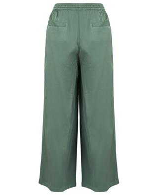 Icoday viscose twill wide-leg trousers AMERICAN VINTAGE