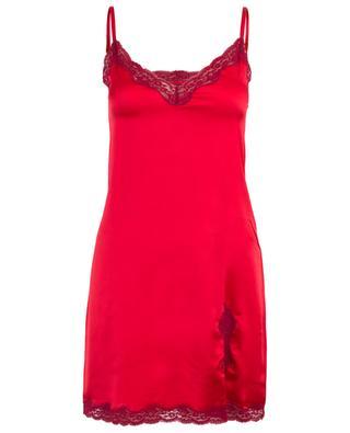 Silk and lace babydoll VANNINA VESPERINI