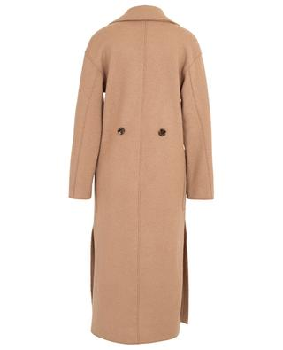 Manteau à double boutonnière en maille bouclette Dictate IBLUES