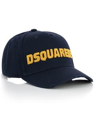 Dsquared2 distressed baseball cap DSQUARED2
