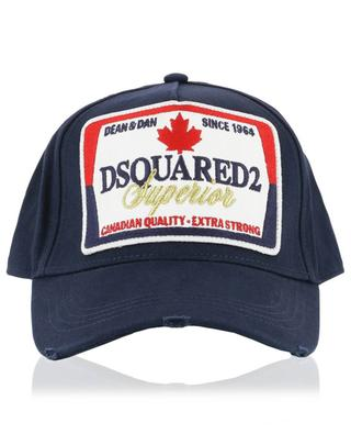 Casquette Beer Label Family Business DSQUARED2