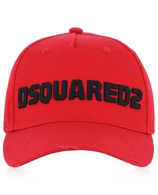 Icon distressed baseball cap DSQUARED2