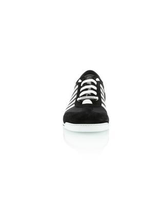 Sneakers aus Nylon und Wildleder New Runner DSQUARED2