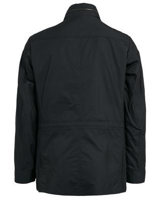 Wasserabweisende Jacke mit Kapuze Manolo MOORER