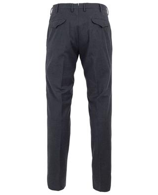 Hose aus Baumwolle mit Hahnentrittmuster INCOTEX
