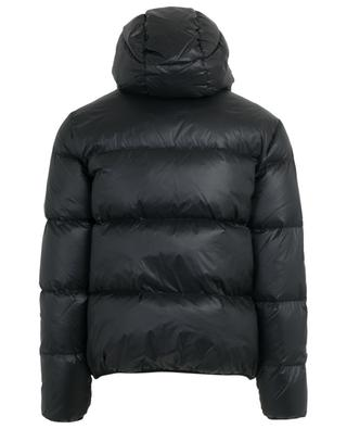 Dsquared2 down jacket with maple leaf print DSQUARED2