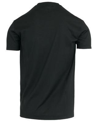 Slim-Fit-T-Shirt mit Slogan Rave On DSQUARED2