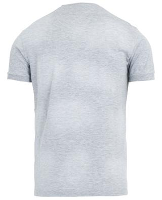 Slim fit used look T-shirt with logo print DSQUARED2