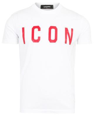 Icon cotton T-shirt DSQUARED2