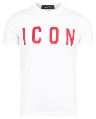 T-Shirt aus Baumwolle Icon DSQUARED2