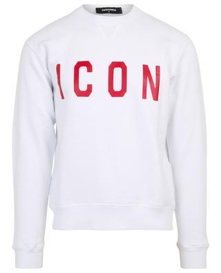 Sweat-shirt en coton Icon DSQUARED2