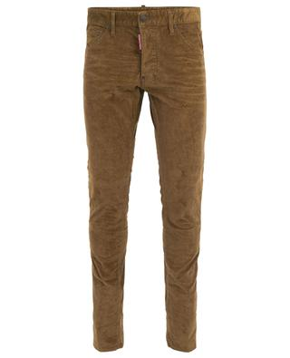 Cool Guy Jean corduroy slim trousers DSQUARED2