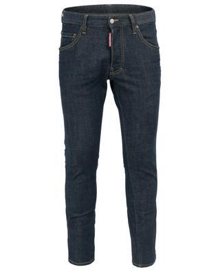 Dunkle Slim-Fit-Jeans Skater Clean Wash DSQUARED2