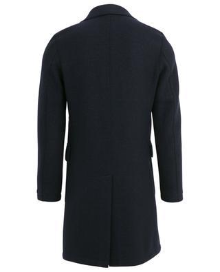 Manteau à double boutonnière en laine ELEVENTY