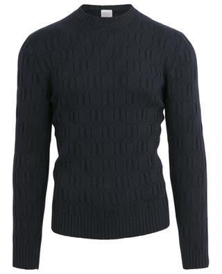 Wool cable knit jumper ELEVENTY