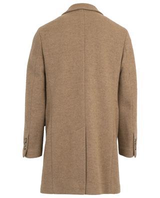 Doppelreihiger Mantel aus Wolle und Alpaka ELEVENTY