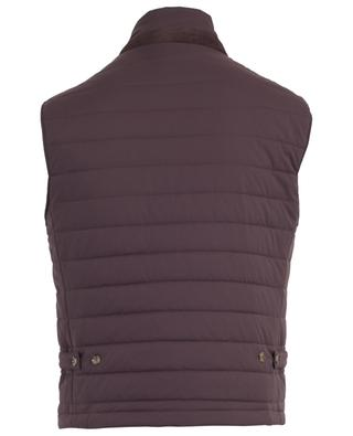 Quilted vest ELEVENTY