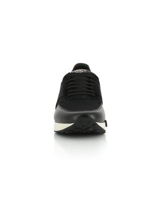 Horace mesh, leather and suede sneakers MONCLER