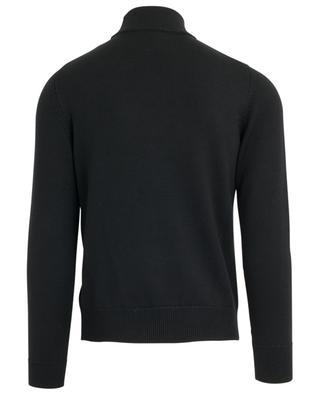 Pullover aus Schurwolle mit Stehkragen MONCLER
