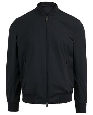 Wool bomber jacket ERMENEGILDO ZEGNA