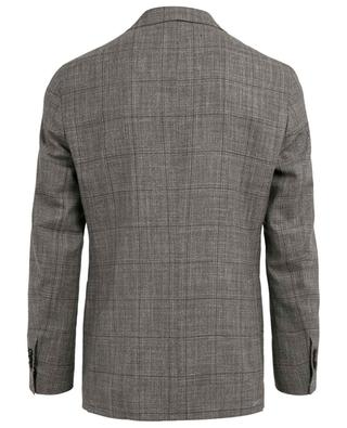 Silk, linen and wool lightweight blazer NAPOLI COUTURE