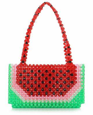 Petit sac à main en perles Watermelon Dream SUSAN ALEXANDRA