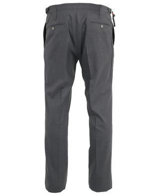 Slim-Fit Hose aus Schurwolle MARCO PESCAROLO