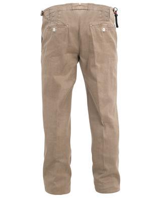 Hose aus Leinen und Baumwolle Amalfi MARCO PESCAROLO