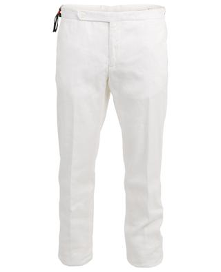 Amalfi linen and cotton trousers MARCO PESCAROLO